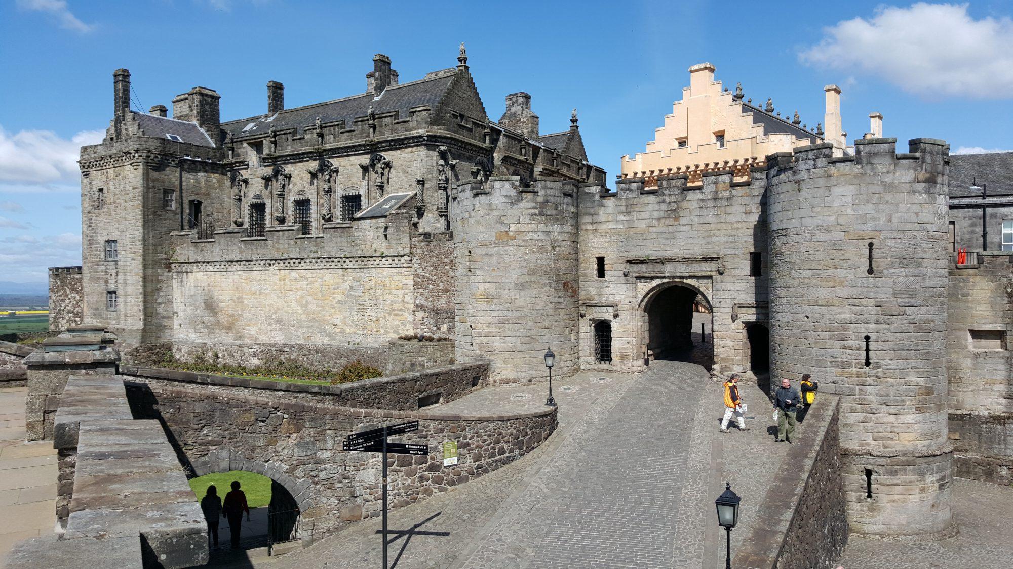 Stirling Castle 4