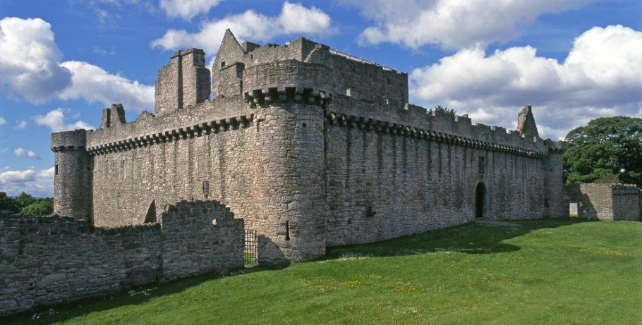 Craigmillar Castle 2