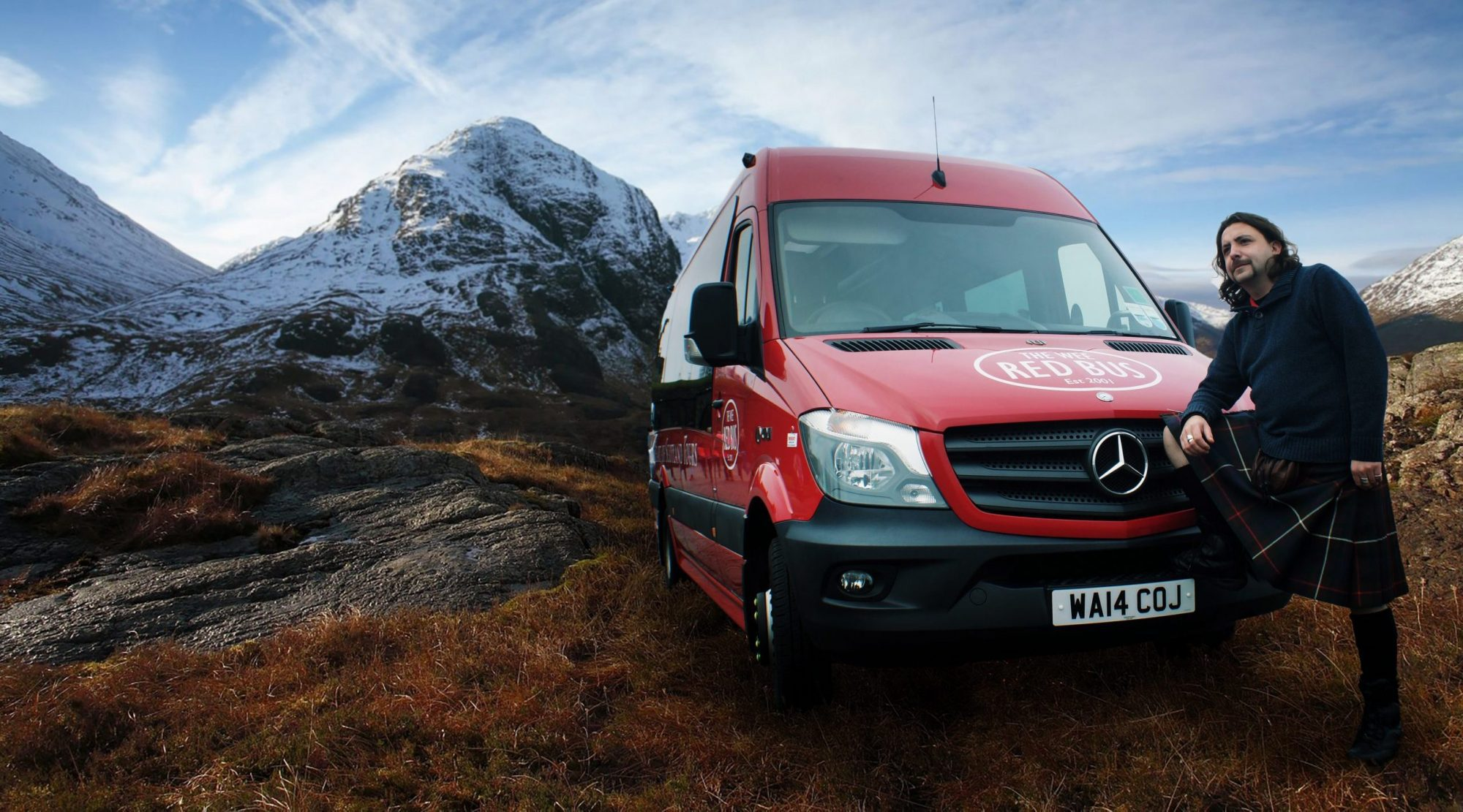 Red Bus - Heart of Scotland Tours