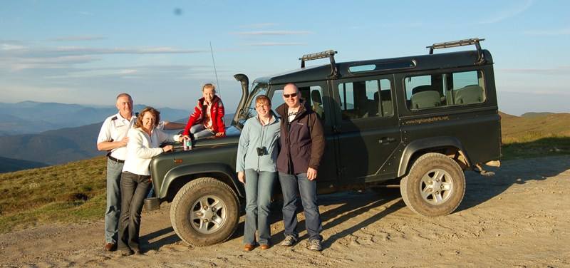 Highland Safaris 2