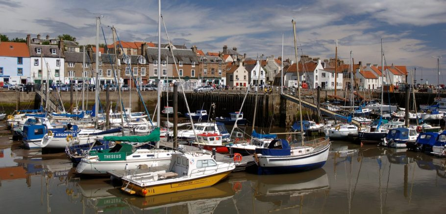 Anstruther Harbour 3 Scaled Aspect Ratio X
