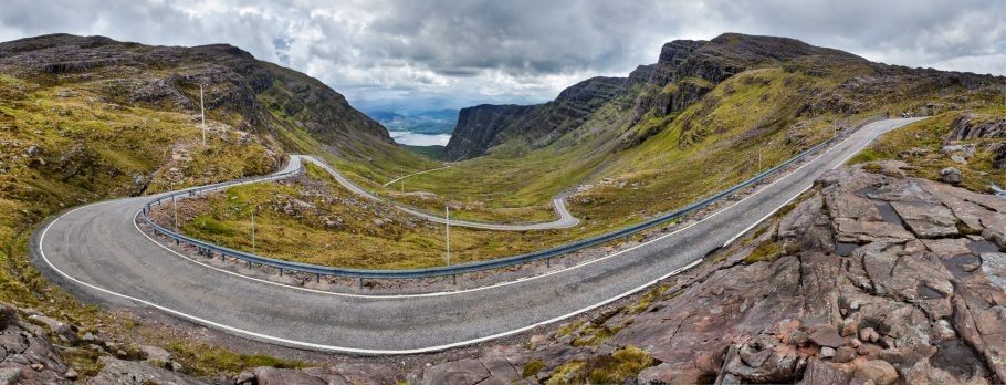 Bealach Na Ba Mountain Pass Scaled Aspect Ratio X