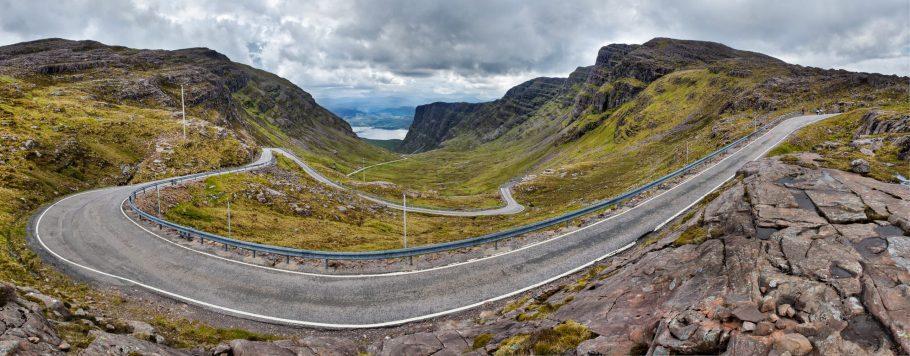 Bealach Na Ba Mountain Pass Scaled Aspect Ratio X