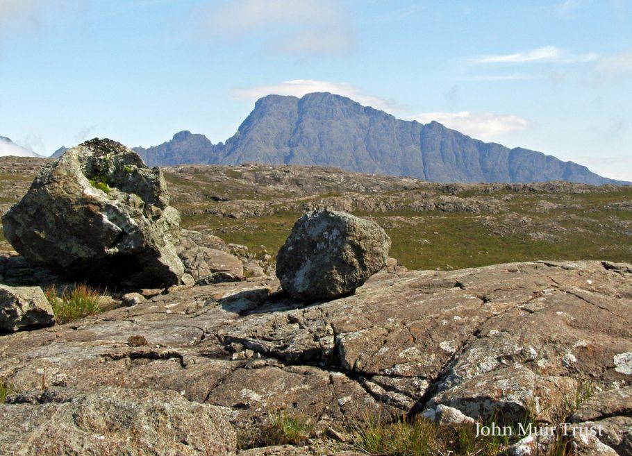 Bla Bheinn On The Isle Of Skye