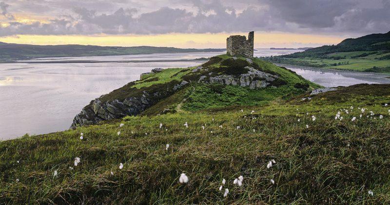 Castle Varrich Walk Aspect Ratio X
