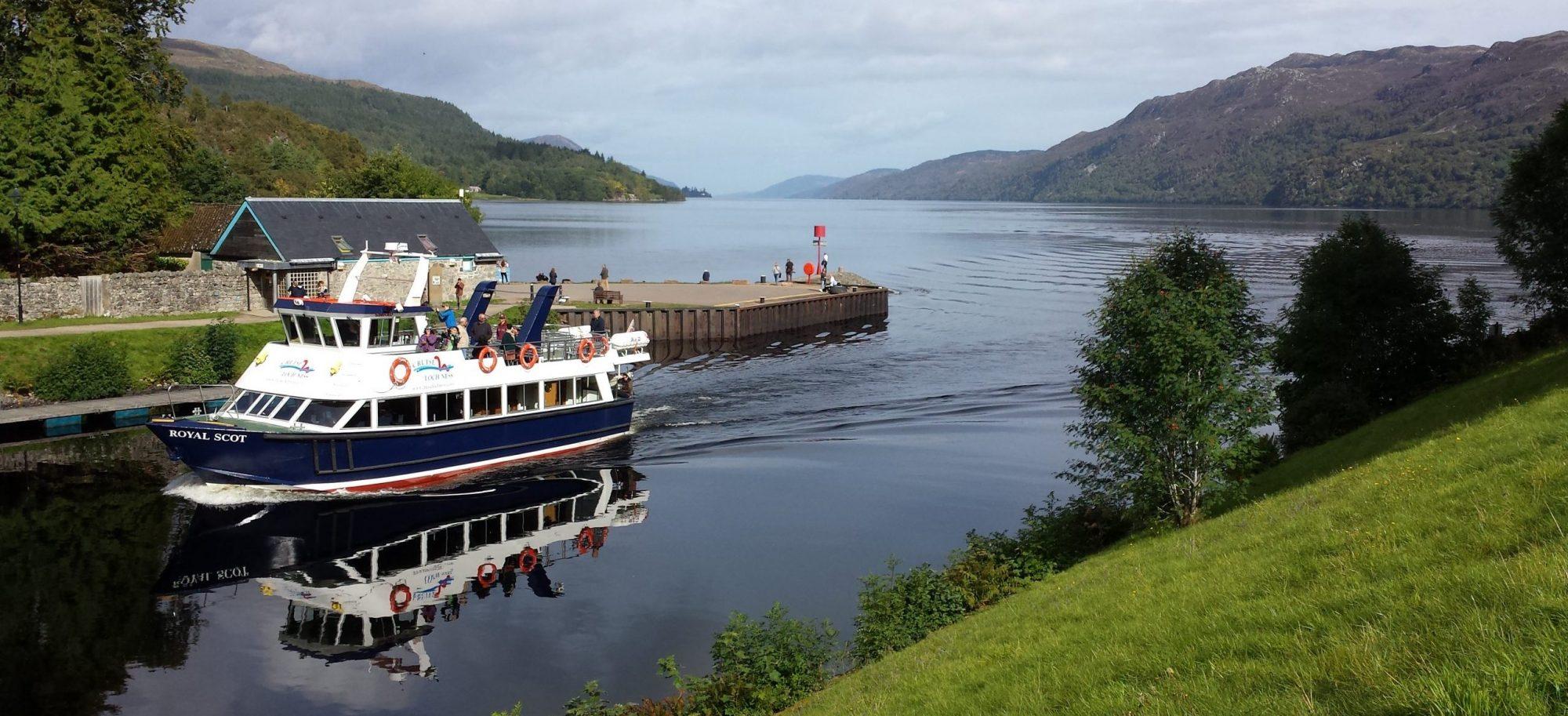 Crusie Loch Ness Scaled Aspect Ratio X