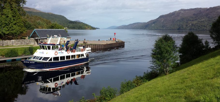 Crusie Loch Ness Scaled Aspect Ratio X