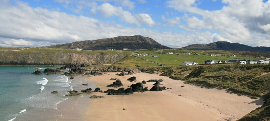 Durness Scaled Aspect Ratio X