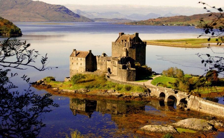 Eilean Donan Castle 1 Aspect Ratio X