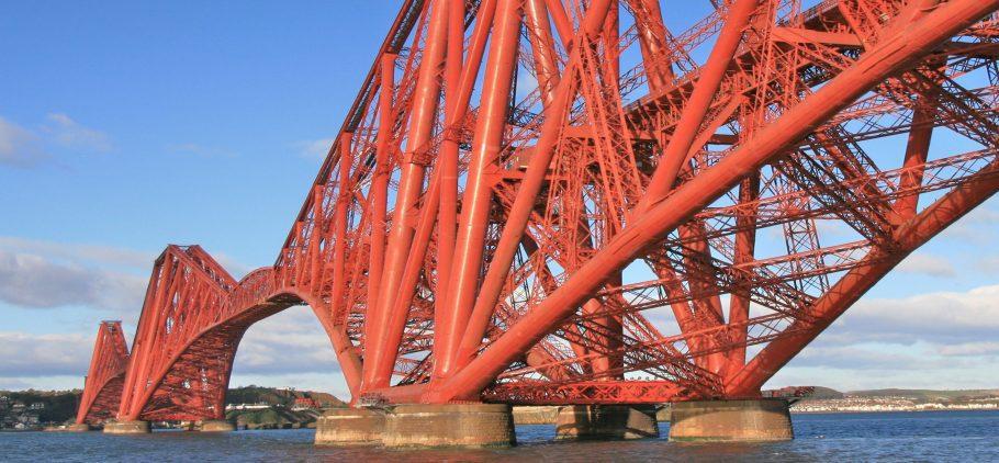 Forth Bridges Aspect Ratio X