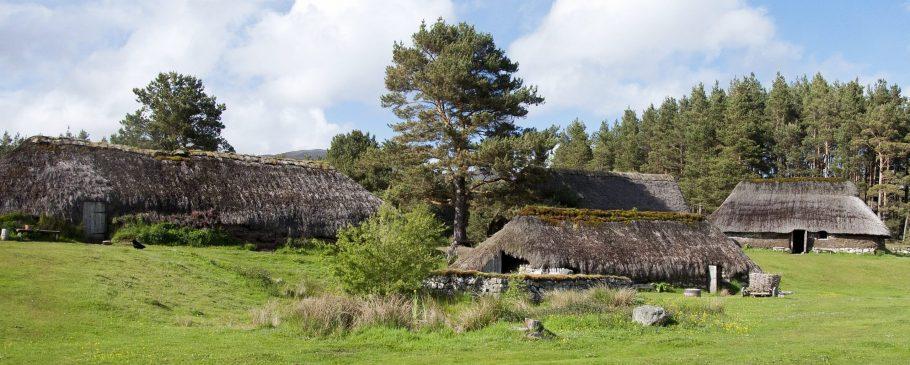 Highland Folk Museum Scaled Aspect Ratio X