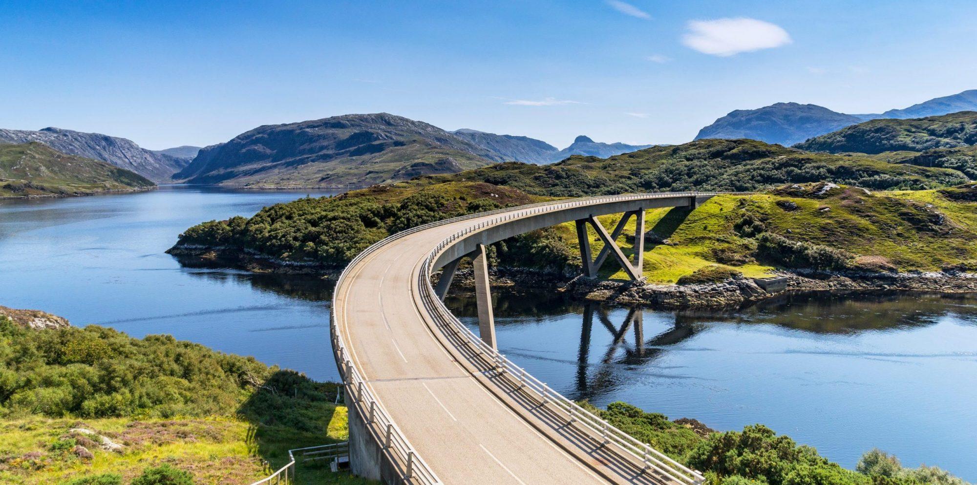 Kylesku Bridge Alamy Scaled Aspect Ratio X