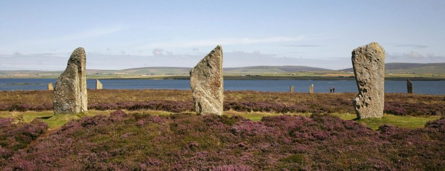 Ring Of Brodgar Scaled Aspect Ratio X
