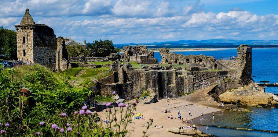 St Andrews Castle Alamy 1 Scaled Aspect Ratio X